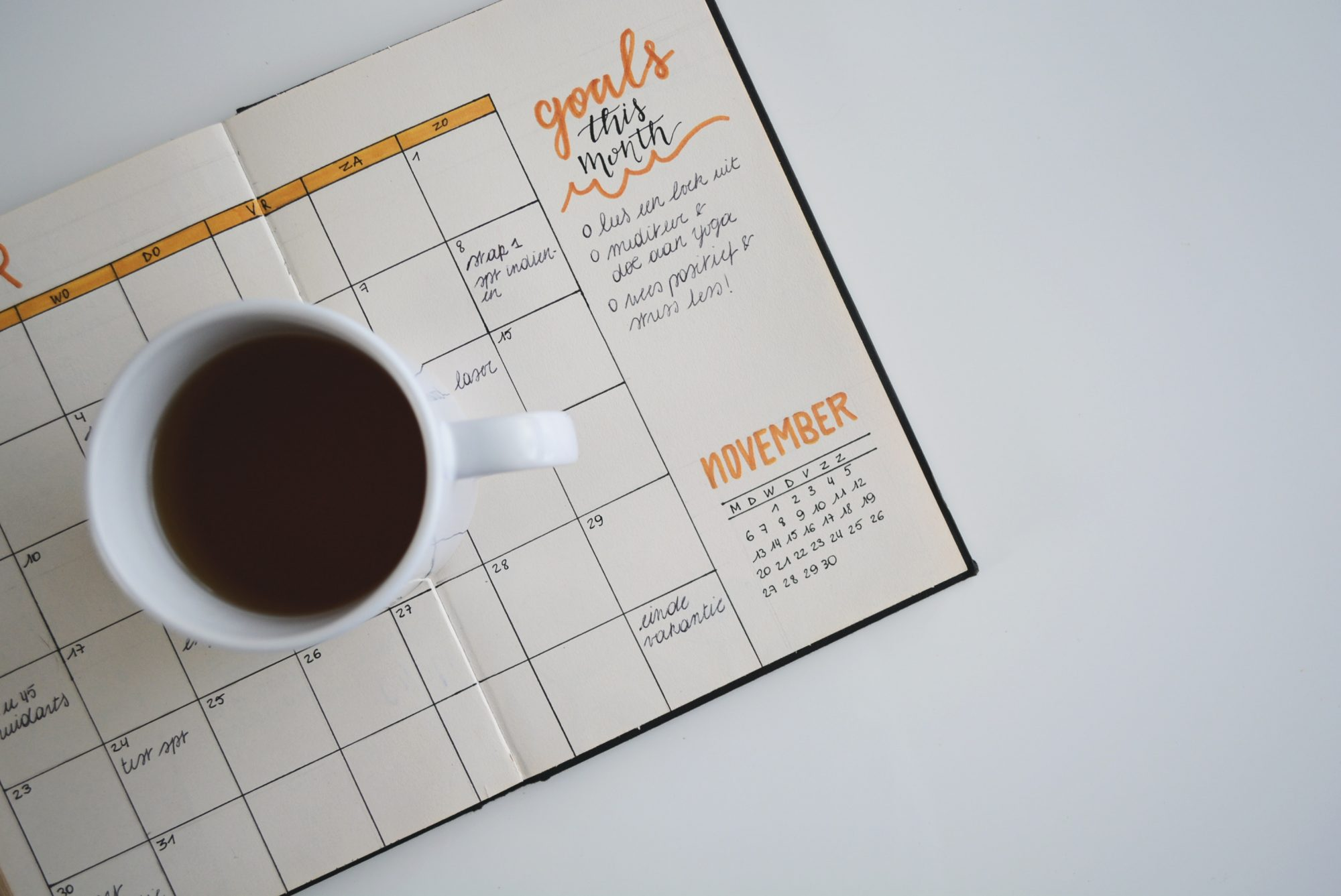How to Become a Schedule Lover