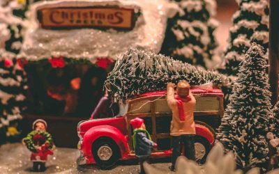 A Mindset Shift To Reduce Stress and Overwhelm at Christmas